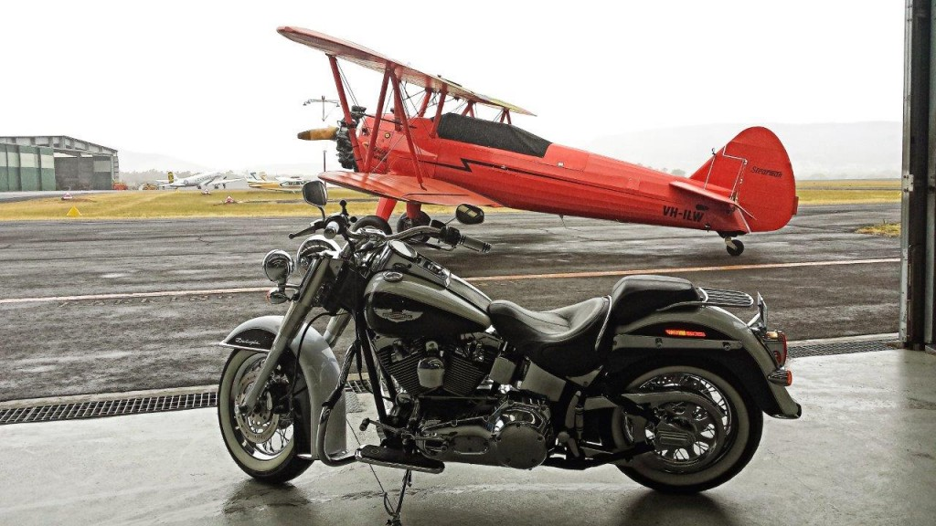 Roger Lennon version Harley and Boeing